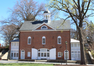 Merrick Barn at Johns Hopkins University