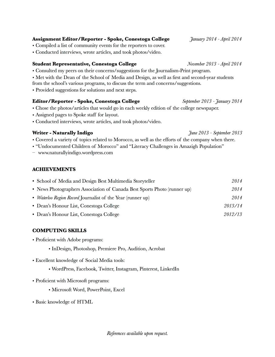 StephSmith_Resume 2
